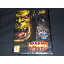 Warcraft 3 Gold Viene Su Exp Incl. Original Nuevo Sellado Pc