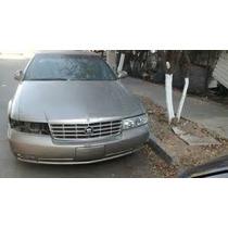 Cadillac Sts 2001 Chocado Partes Piezas Refacciones Yonke Fr