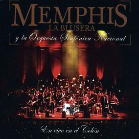 Memphis La Blusera - En Vivo En El Colon - Los Chiquibum
