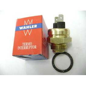 Interruptor Cebolão Radiador Universal 87/82°c Origin Wahler