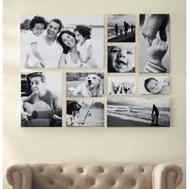 Cuadros Collage Modernos Personalizados.