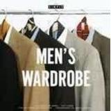 Livro Mens Wardrobe Kim Johnson Gross Jeff Stone
