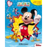 La Casa De Mickey Mouse. Mi Libro-juego (en Papel) Walt Dis