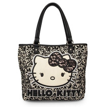 Hello Kitty Exclusiva Bolsa Lace Floral Sanrio Loungefly