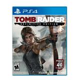 Ps4 Tomb Raider Definitive Edition - Nueva Y Sellada