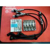 Kit Cables + Bujias Original Vw Gol Trend - Voyage - Saveiro