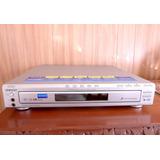 Reproductor Cd Player Dvd 5 Discos Sony Nuevo Karaoke