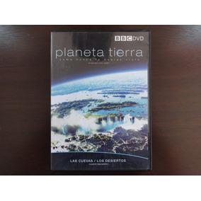 Dvd Planeta Tierra Las Cuevas / Los Desiertos Envío Gratis