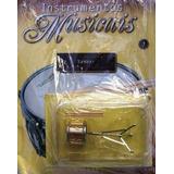 Miniatura Salvat Instrumentos Musicais - Varios Fasciculos