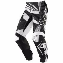 Calça Para Motocross Infantil Fox 180 Undertow - Tamanho 08