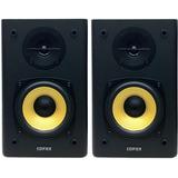 Caixas Monitor Edifier R1000 T4 Par Ativa Amplificada Pra Dj