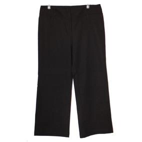 Oferta Pantalon De Vestir Negro Americano Talla 13 - 14