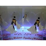 Souvenirs De Vidrio Enlace Casamiento Personalizados