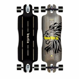 Longboard Bustin Sportster 33 Thermo Glass Speed Donwhill