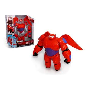 Figura Armable Disney Baymax Big Hero Juguete Niño 10 Piezas