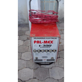 Maquina De Soldar Pal-mex 300 Amp.110-220 Volts.