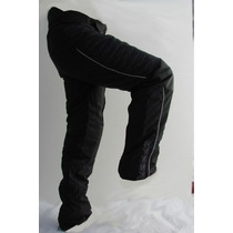 Pantalon Moto Upper Termico Protecciones Abrigo Motoscba
