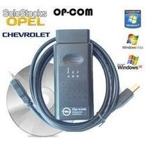 Escaner Op-com Opel Chevy Meriva Corsa Astra Zafira Easytron