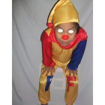 Disfraz De Piñon Fijo Para Chicos