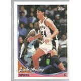 Tarjetas Coleccionables De Basketball Jack Haley Nr 283