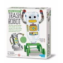 Kit Diseña Tu Propio Robot Con Botellas 4m Regalo Original