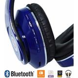 Auriculares Bluetooth Radio Fm Microsd Mp3 Tm-003 Sin Cables