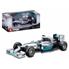 Burago Formula 1 Amg Petronas Mercedes Benz Davidson Hamilto
