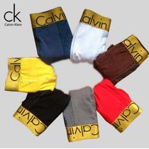 Kit 10 Cuecas Calvin Klein Boxer Ck Pronta Entrega Original