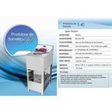 Maquina De Sorvete Artesanal(massa)