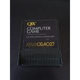 Qix Atari Home Computer Xe