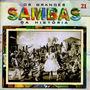 Cd / Grandes Sambas 21: Mario Reis, Noel Rosa, Odete Amaral
