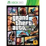 Grand Theft Auto 5 Gta V Xbox 360 Domicilio - Jgames
