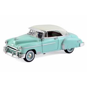 Chevy Bel Air 1950 1:24 Verde