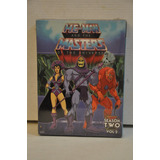 Dvd He-man And The Master Of The Universe Temp 2 Vol 2