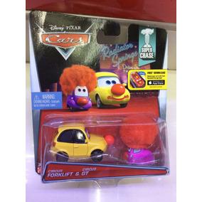 Disney Pixar Cars Circus Forklift Y Gt 100% Nuevo Circo