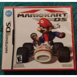 Mario Kart Ds - Nuevo Y Sellado / Nintendo Ds Lite Dsi 3ds