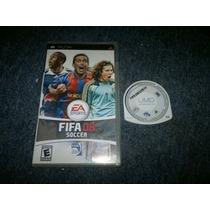 Fifa Soccer 08 Para Sony Psp,excelente Titulo,checalo.