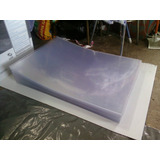 Plancha Cristal Plastico Acrilico Transparente 4mm