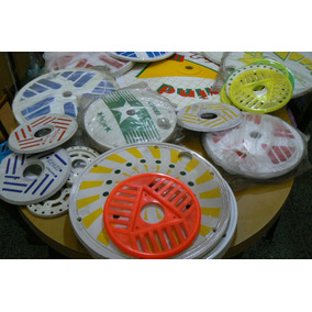 Cubre Ruedas Plasticos Rodado 20 Aurorita Bmx Y De Carreras