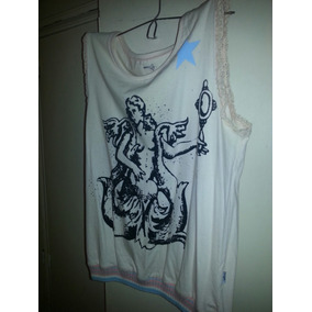 Remera Importada Talle M Divina Impecable