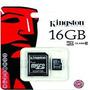 Memoria Micro Sd Hc 16gb Kingston Sandisk Clase 10 Belgrano