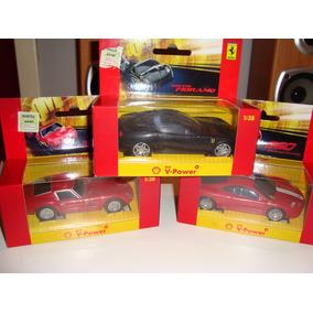 Autos Ferrari Shell Coleccion V-power Vroom