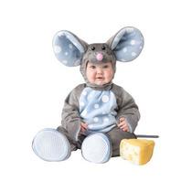 Disfraz Bebe Ratón Niña Niño Halloween Ratoncito