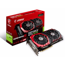 Placa De Vídeo Msi Gtx 1070 8gb Gaming X Ddr5 912-v330-018