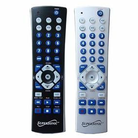 Control Tv Remoto Universal 6 Aparatos Dvd Blu Ray Directv