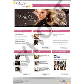 Site Script Php Sistema De Salão De Beleza Hair Studio