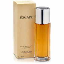 Perfume Original Escape Dama 100ml -- Calvin Klein