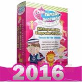 Kit Imprimible Empresarial Oro + Candy Bar + 120 Kits Nuevo!