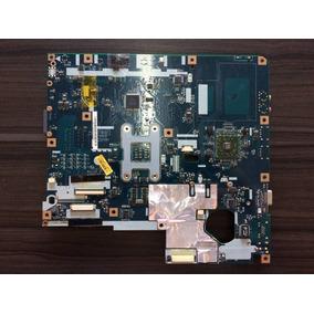 Placa Mãe Notebook Emachines E625 Series Com Defeito