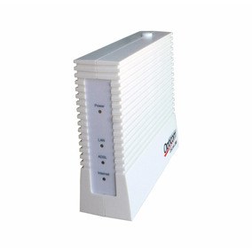 Modem Adsl Banda Larga Opticom Dslink 288 Speedy Novo